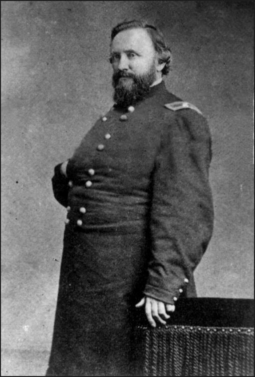 Brigadier General Jeremiah Tilford Boyle, USA (1818 – 1871)