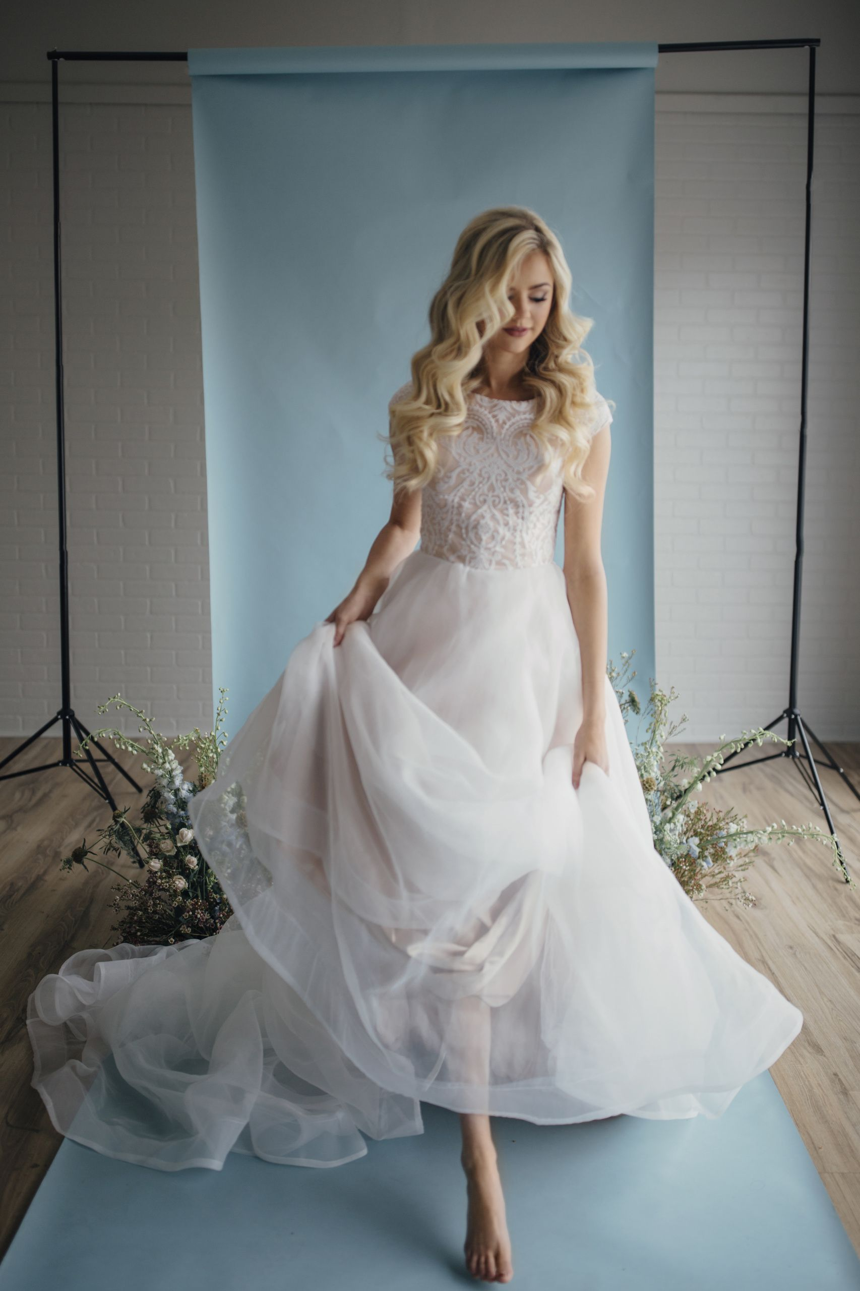 Modest, affordable wedding gowns. | Wedding Ideas! | Pinterest ...