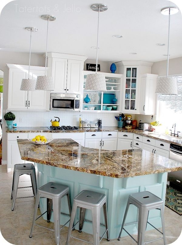 lovely kitchen island rain water by martha stewart walls sharkey rh pinterest com