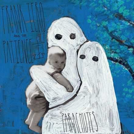 Frank Iero and the Patience Parachutes Vinyl LP Frank Iero and the Patience return with their second full-length effort Parachutes. The record was produced by the legendary team that is Ross Robinson