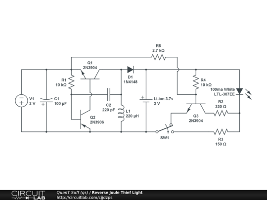 A Novel Circuit To Charge A Li Ion Battery From A 2v Solar Cell Solar Energy Solar Cell Solar Panels