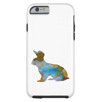 #cute - #Rabbit Tough iPhone 6 Case