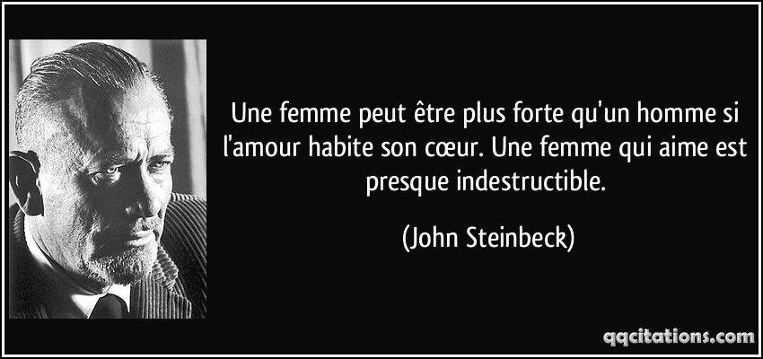 Super John Steinbeck | Pouvoirs, Coeur et Amour BM73