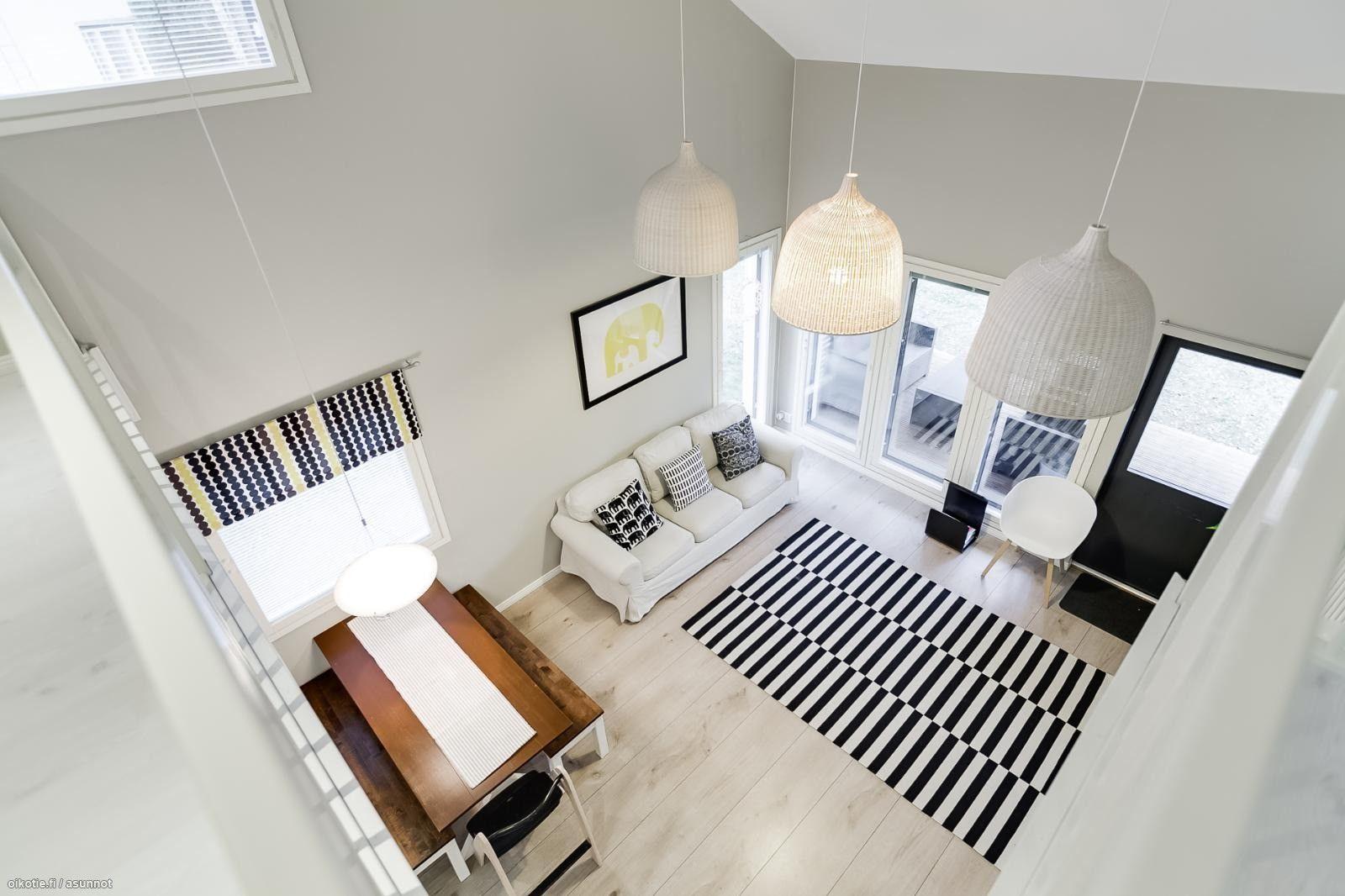 Myytävät asunnot, Herustentie 38A, Nurmijärvi #olohuone #oikotieasunnot