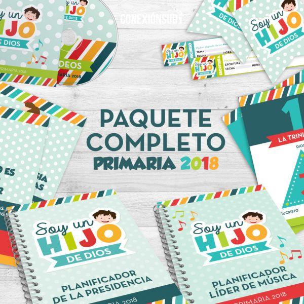 Paquete Completo de la Primaria 2018 | Citas | Pinterest | Kids ...