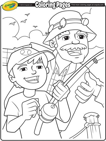 Grandparents day coloring page coloring pinterest for Coloring pages for grandparents