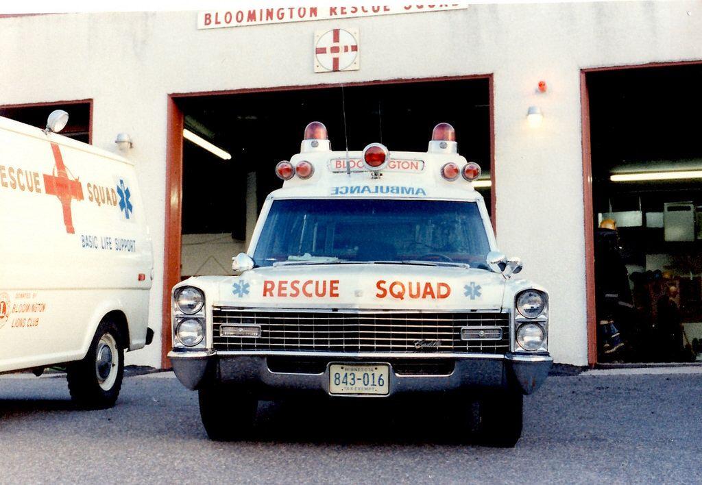 Pin On Cadillac Ambulances