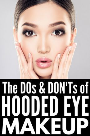 Hooded Eyes 101: How to Apply Makeup to Droopy Eyelids