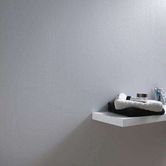 Peinture Architecte DULUX VALENTINE, Gris béton ciré, 2 l mortex