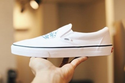 Supreme x White Castle x Vans Slip-on   슈프림 x 화이트캐슬 x 반스 ... 035108d90