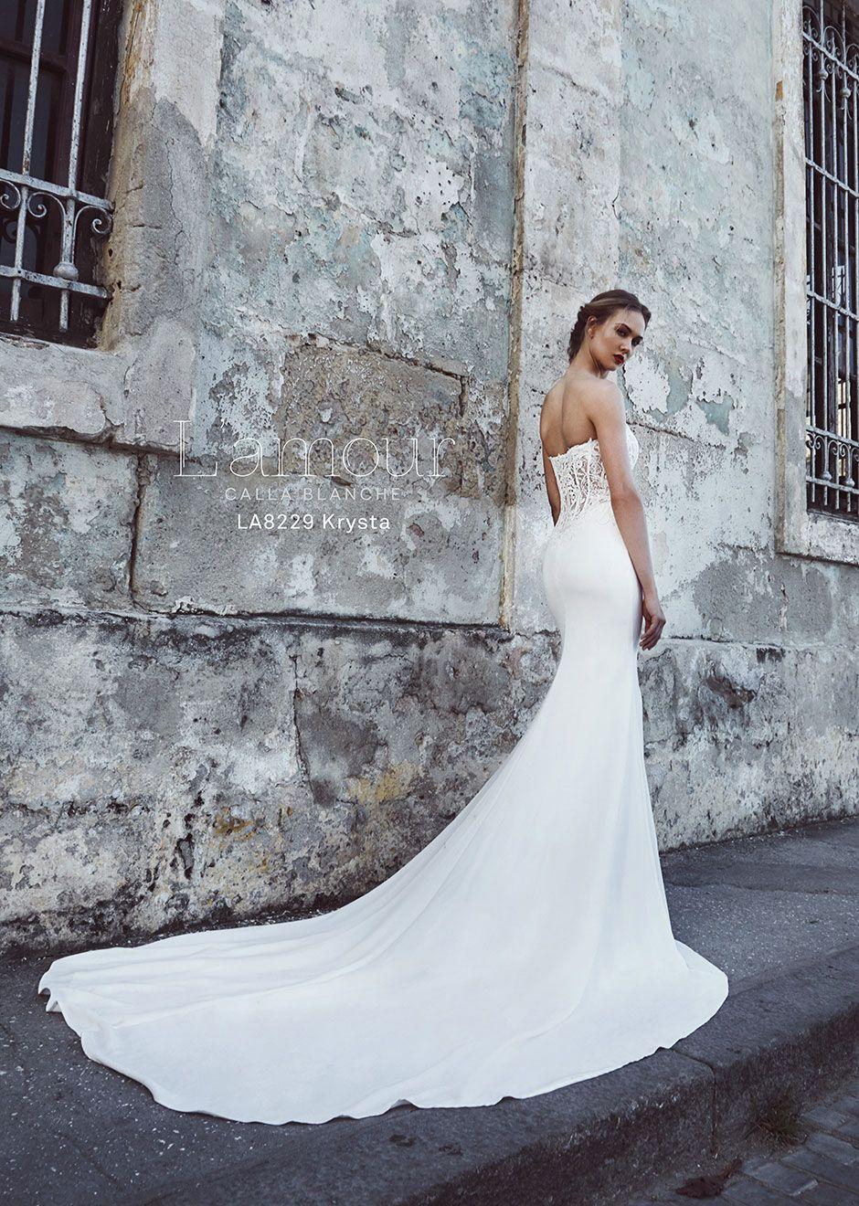 L'Amour Krysta   Wedding gowns, Wedding dresses, Wedding dresses ...