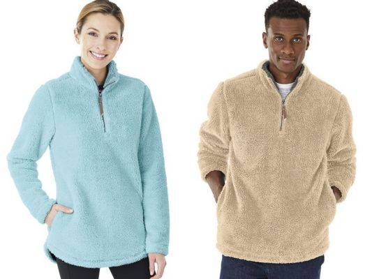 Charles River Newport Fleece Pullover from NYFifth