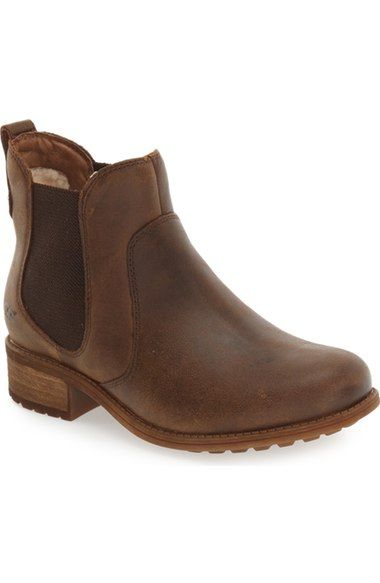 3b099bde11a UGG® 'Bonham' Chelsea Boot (Women) available at #Nordstrom | Being ...