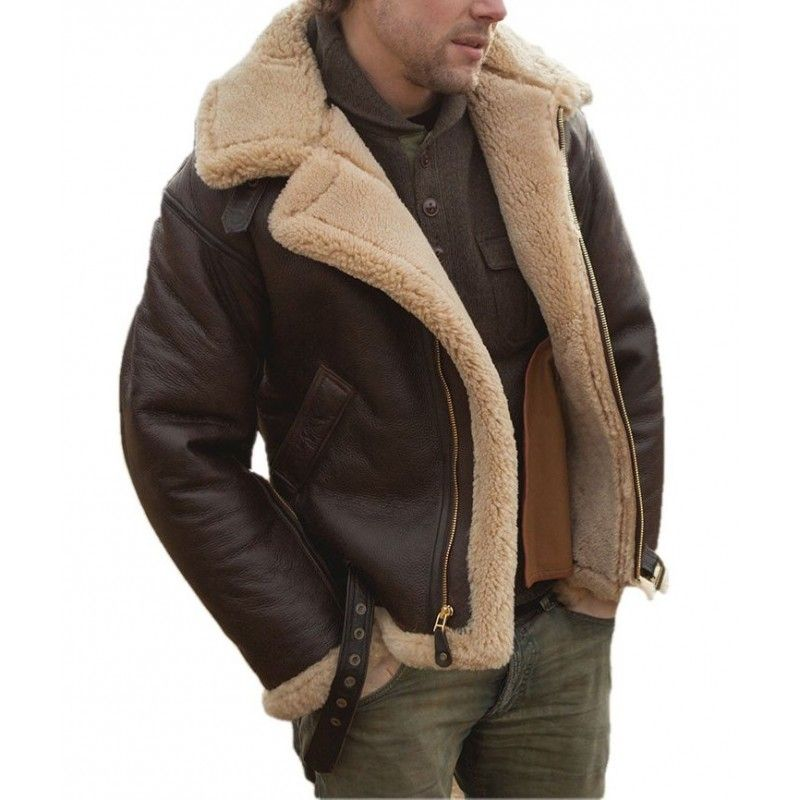 d4fb14875 Tom Hardy Dunkirk Farrier Leather Jacket | shopping | Tom hardy ...