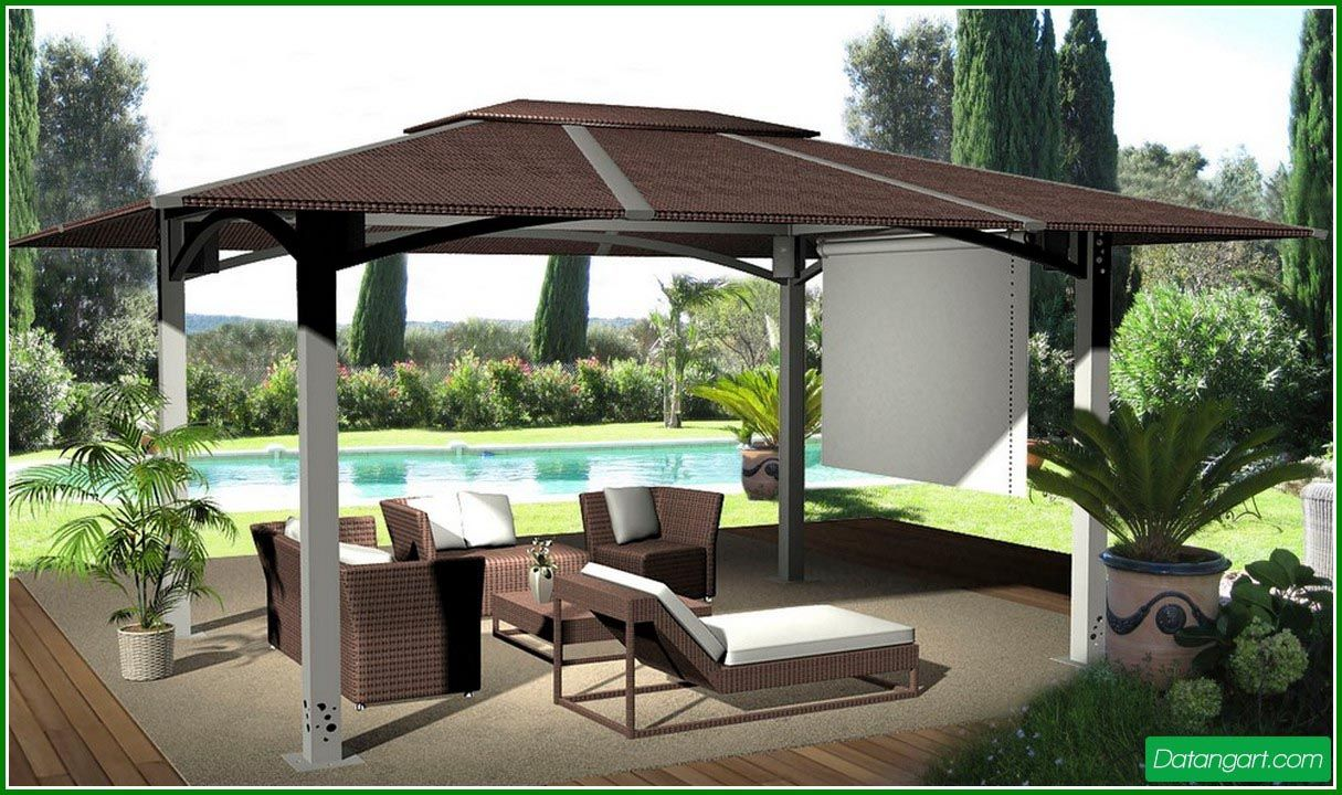 Aluminum Pergola Kits Costco in 2020 Outdoor pergola