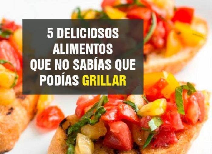 Conoce los alimentos que son mas deliciosos grillados  ►►http://vivisaludable.com/recetas-para-parrilladas/