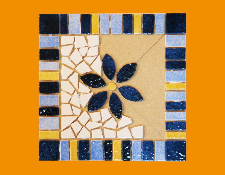 Mosaique mosa que pinterest mosaique la mosaique et - Faire de la mosaique ...