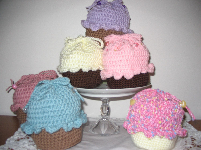 Outstanding Free Cupcake Crochet Pattern Vignette - Sewing Pattern ...