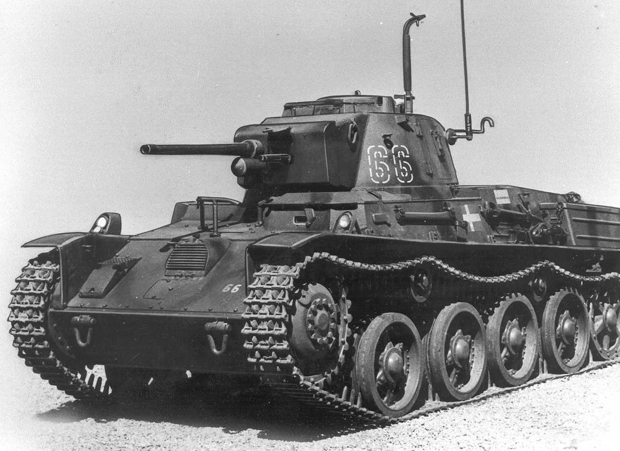 L-60 Strv m/38