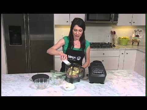 Ninja Mega Kitchen System: Chicken Apple Sausage Recipe ...