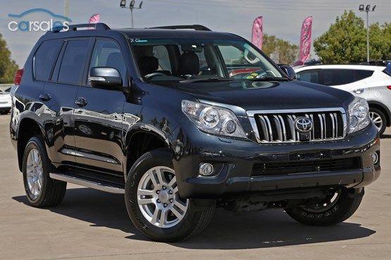 2010 Toyota Landcruiser Prado Kakadu Sports Automatic Land Cruiser Toyota Land Cruiser Prado Toyota