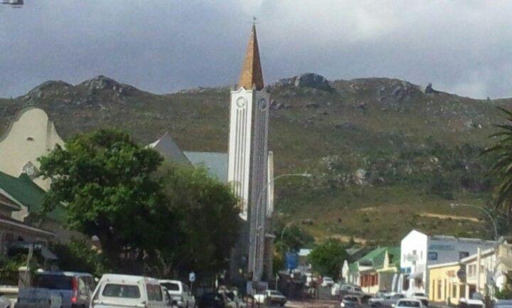 Caledon : Western Cape