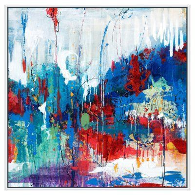 PTM Images Percussion Color II Canvas Wall Art - 9-41450B