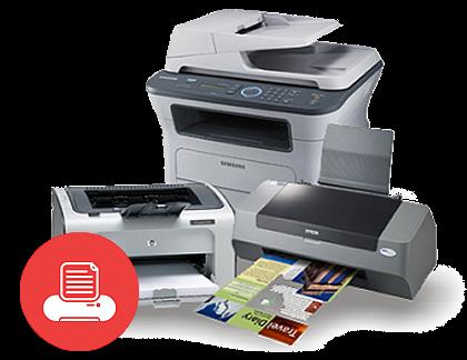 Manutenção e Suprimentos para Impressoras  a6c78529322