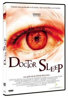 """""""Doctor Sleep"""" de Nick Willing.  El hipnoterapeuta Michael Strother posee un extraño don: percibe imágenes procedentes de la mente de sus pacientes. Mientras somete a la inspectora de policía Losey a un tratamiento para dejar de fumar, capta en  la imagen de una joven que flota. Cuando es encontrada en estado catatónico, Michael es el único que puede ayudarla a liberar sus recuerdos reprimidos y dar alguna pista acerca de un asesino en serie que tiene en jaque a Scotland Yard. SUSPENSE"""