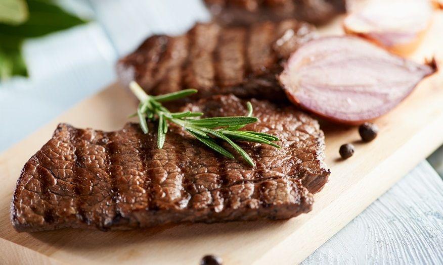 Stek Wolowy Z Grilla Przepis Recipe Food Grilling Recipes Grilling
