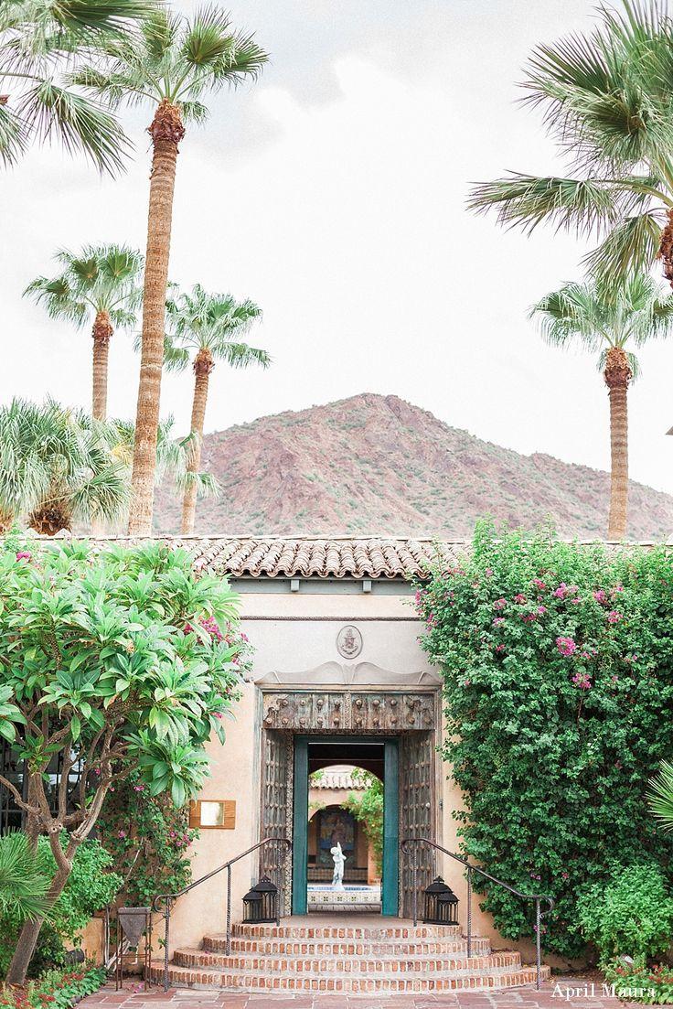 Royal Palms Resort Spa Wedding Photos