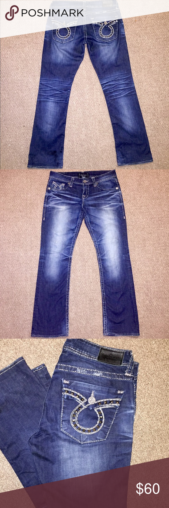 041e2ee6e48 ❤ ❤️Gorgeous Big Star Sophie Boot Cut Jeans ❤ ❤ Absolutely stunning
