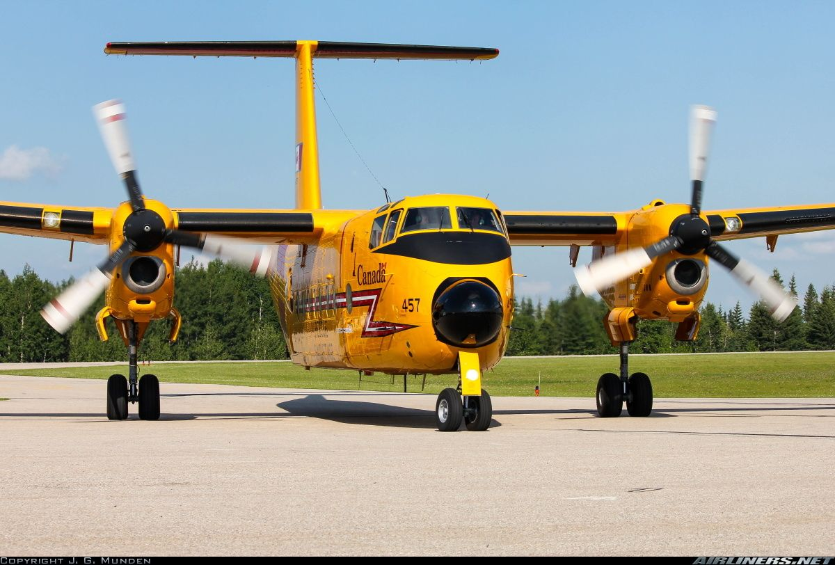 De Havilland Canada CC115 Buffalo (DHC5D) aircraft