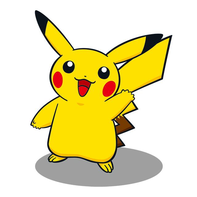 はい手を挙げる ピカチュウのイラスト参考 Cute Pokémon Cute