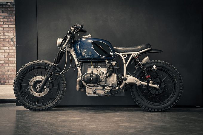 BMW R60/7 from Blaz Sustarsic and ER motorcycles