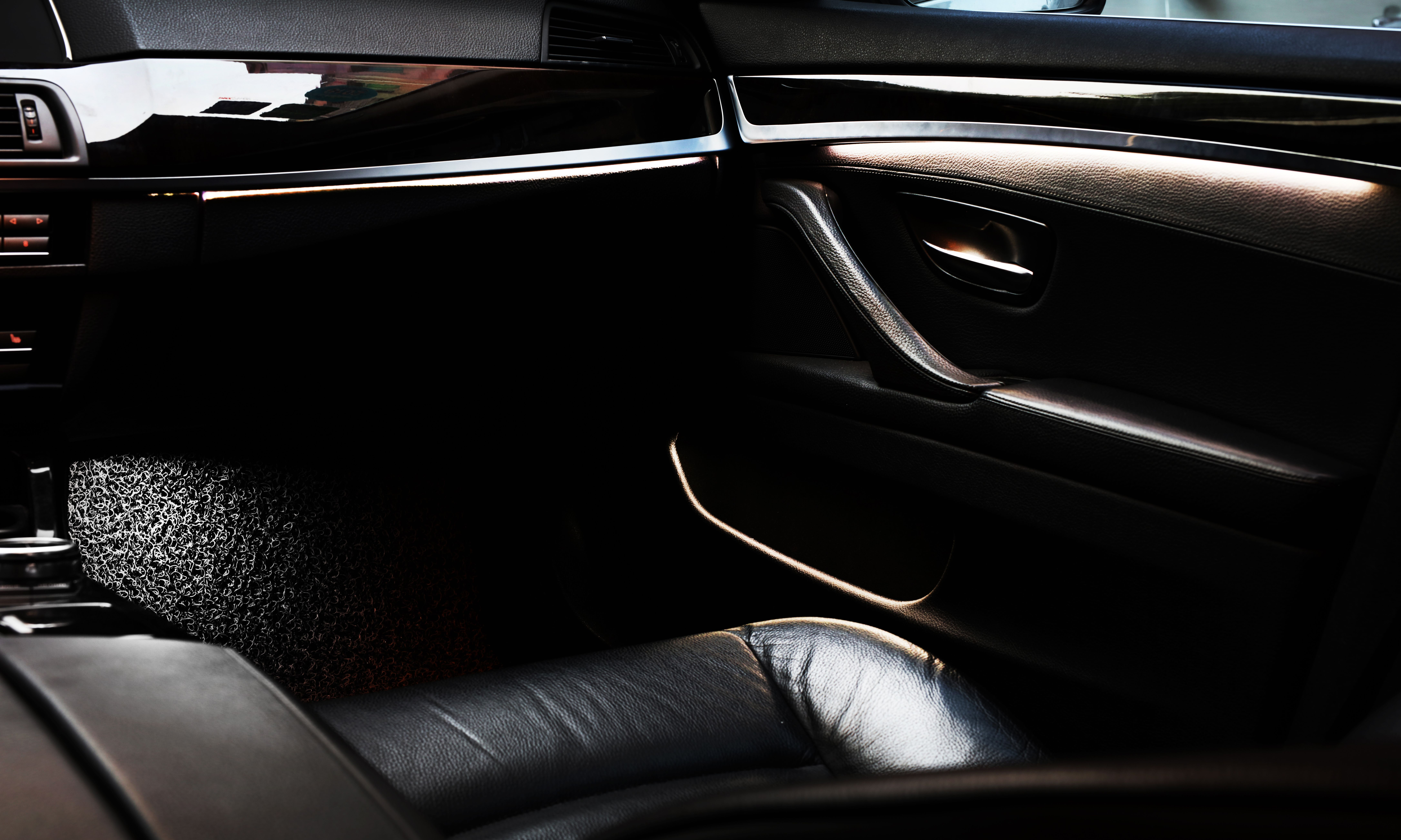 Bmw F10 Car Interior Switchable 3 Colors Led Ambient Lighting