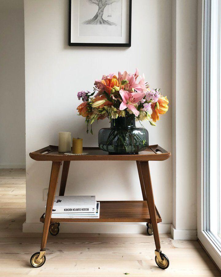 Charming Warten Auf Den Frühling: Die Schönsten Wohnideen Aus Dem Februar |  Interiors, Luxe Decor And Decoration