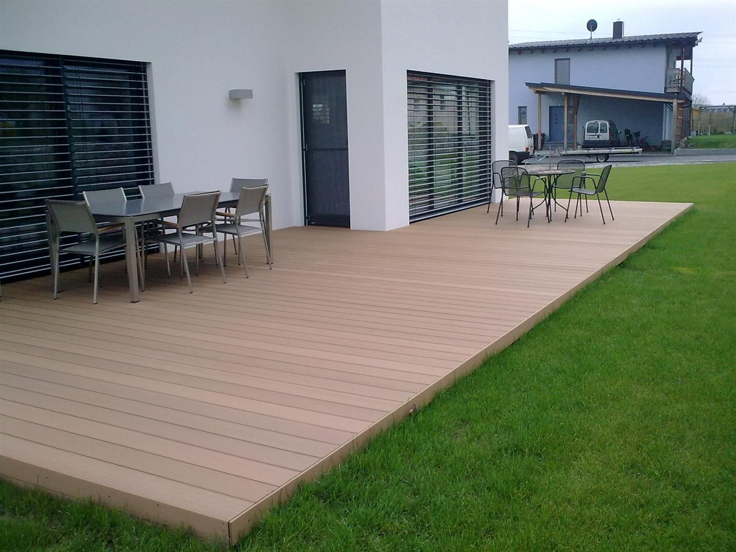 Best Wood Deck Over Concrete Steps Goodfellow Arizona Wpc 400 x 300
