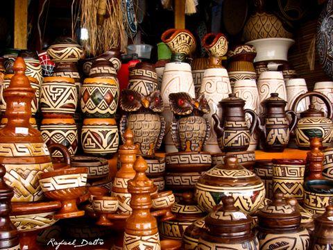 Cerâmica Marajoara: a riqueza do artesanato da Região Norte do Brasil