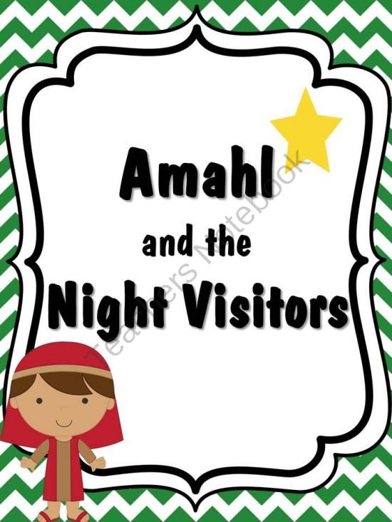 Amahl and the Night Visitors Viewing Guide and Activity Pack from The Bulletin Board Lady on TeachersNotebook.com (11 pages) - Amahl and the Night Visitors is an opera by Gian Carlo Menotti. This story is great for students of all ages and is a wonderful introduction to opera. This kit was designed for the K-8 or K-12 music teacher so the activities span a large age range.