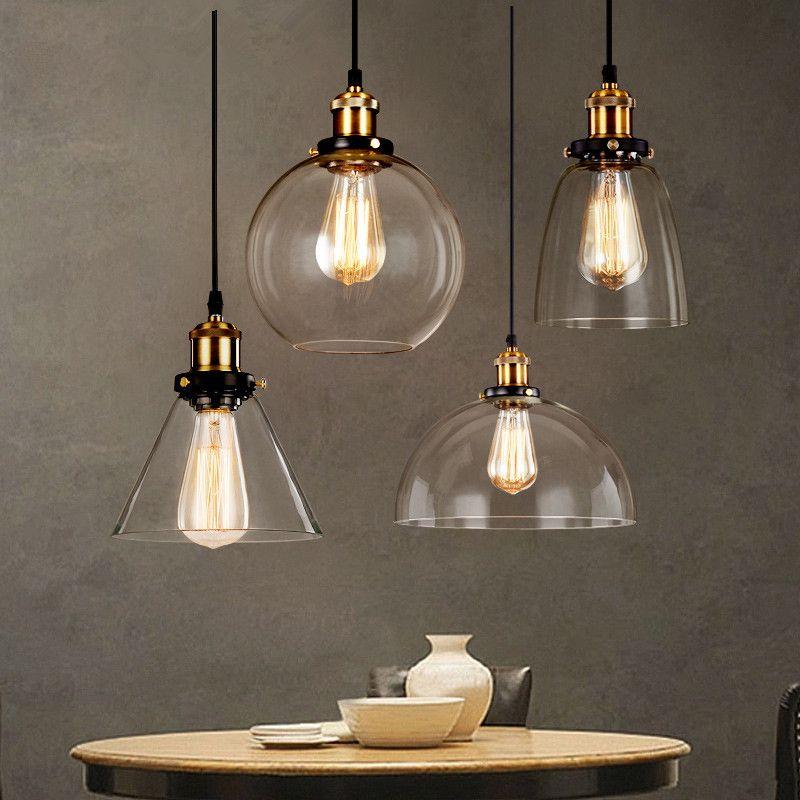 Find More Pendant Lights Information About Vintage Pendant Lights Glass Hanging Lamps For Vintage Pendant Lighting Dining Room Lamps Kitchen Lighting Fixtures