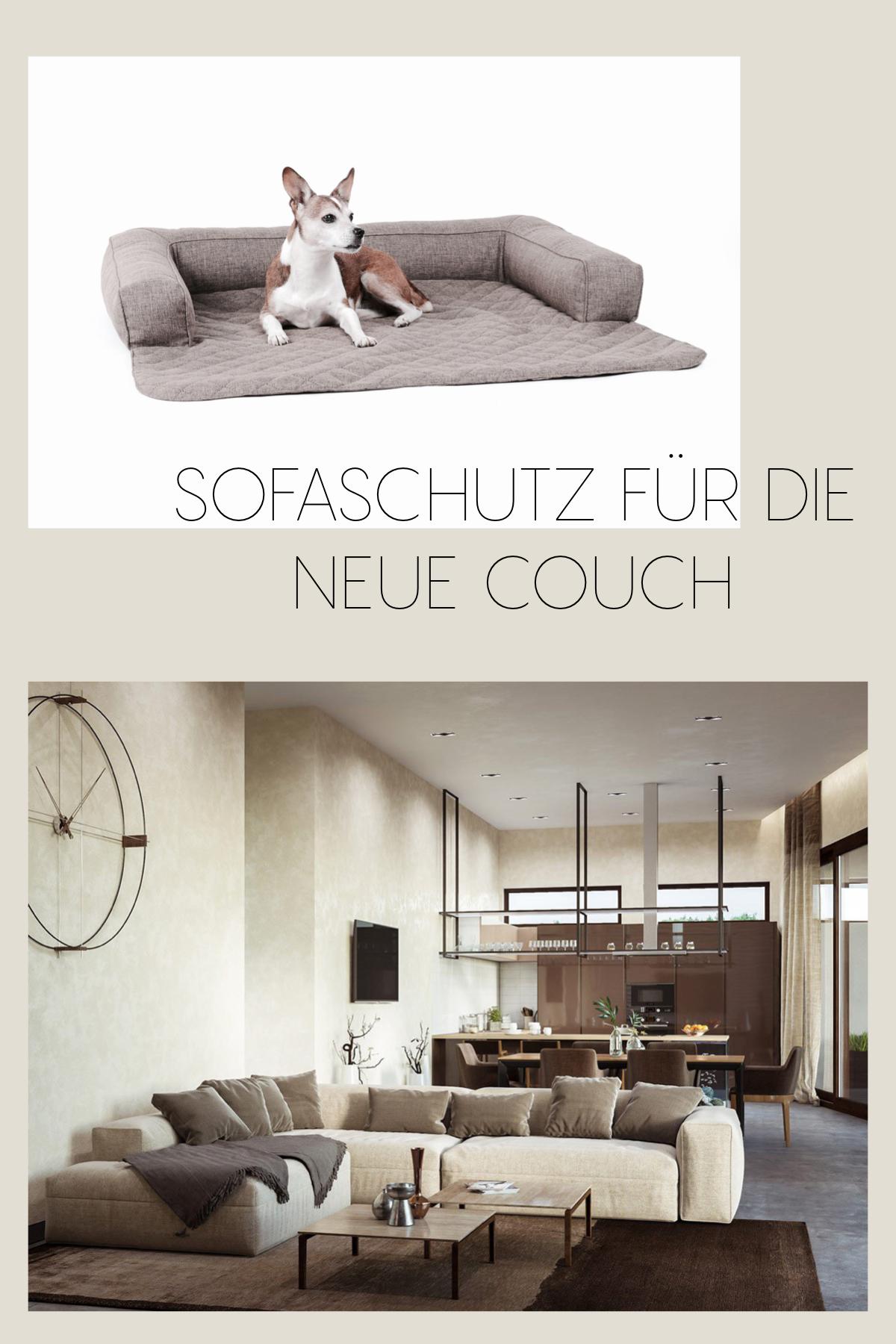 Hunde Sofaschutz Decke Dakota Softline 100x100 Cm Creme Sofaschutz Hund Sofa Hundekissen