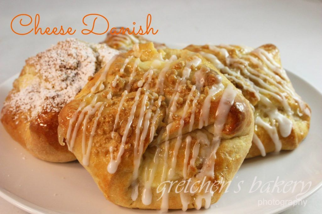 Bakery Style Cheese Danish