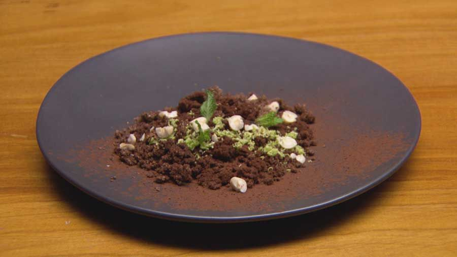Chocolate Forest Floor Masterchef Recipe Australia And Recipes