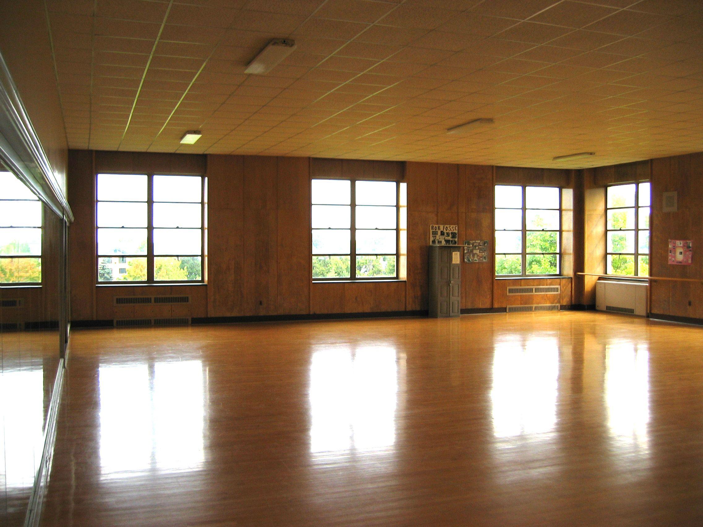 Dance Studio!