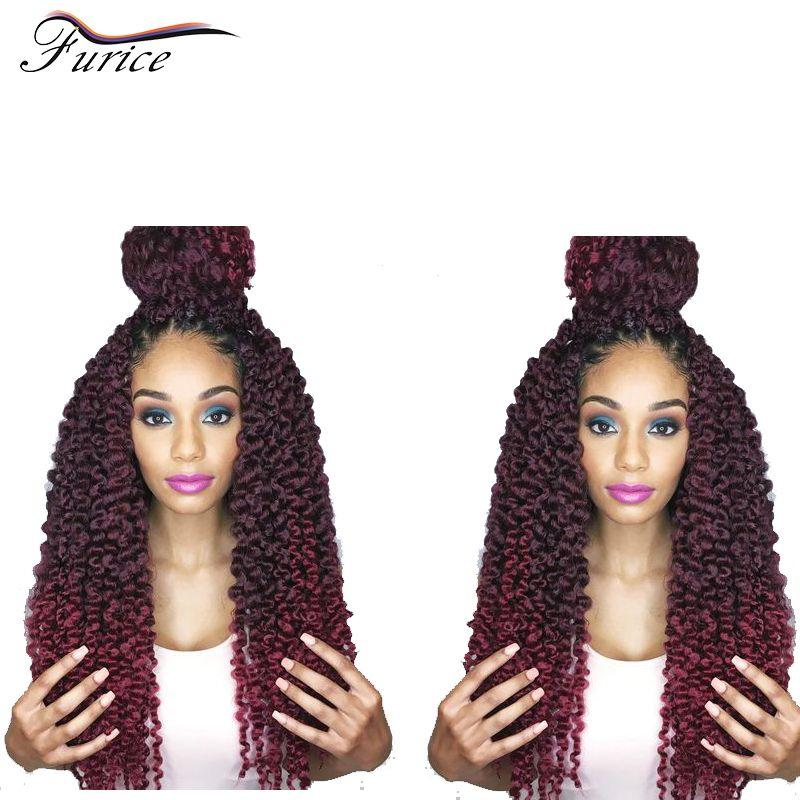 Buy Ombre Braiding Hair 24''120g 3D Cubic