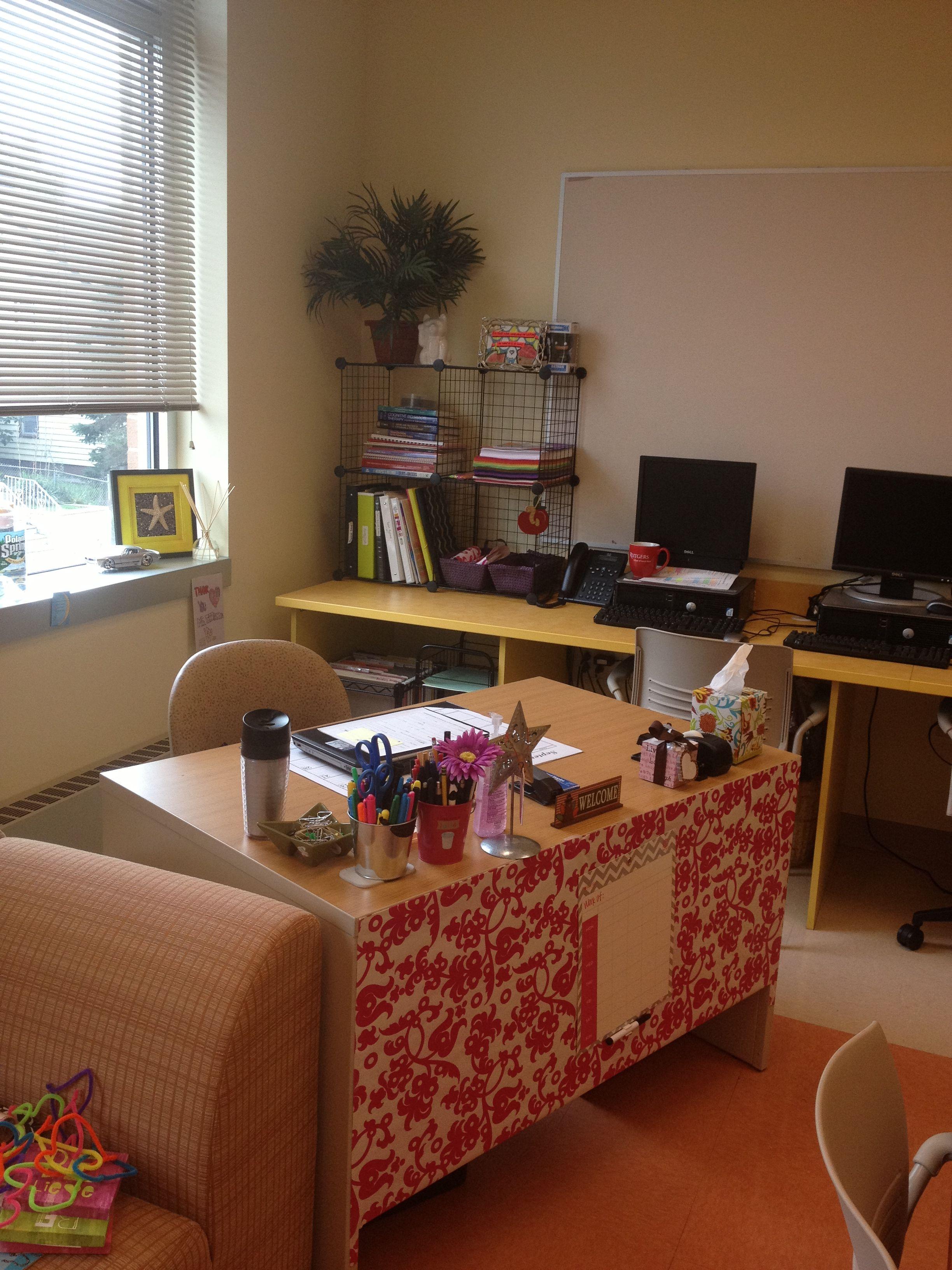 School counselor office Counselor Office Ideas School
