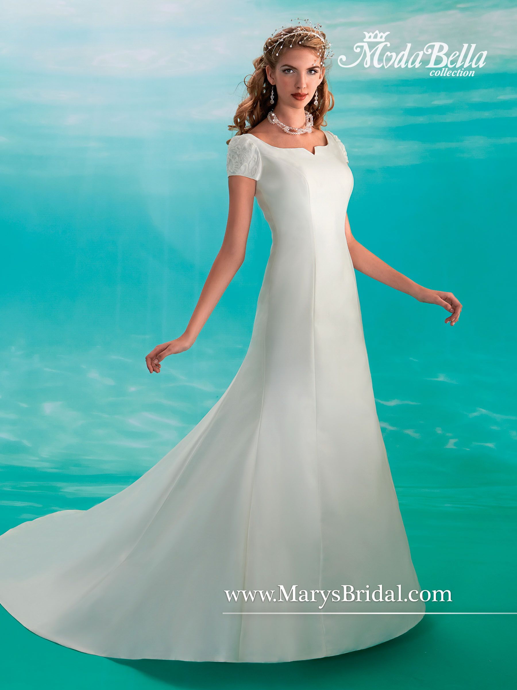 Mary\'s Bridal : Moda Bella : S15-3Y364 | my dream wedding dress ...