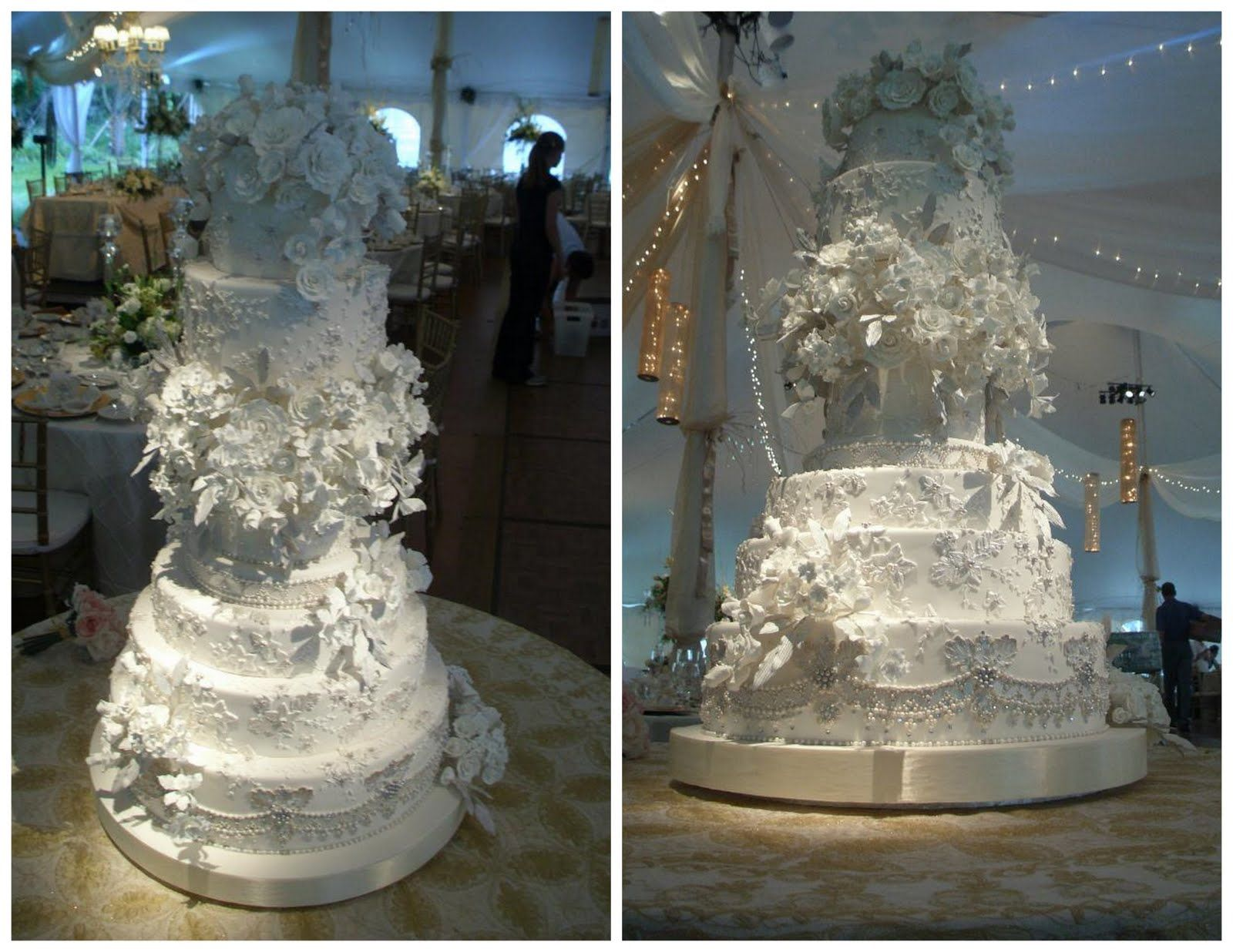 Donald Trump Wedding Cake Her It Was Modeled After And Melania