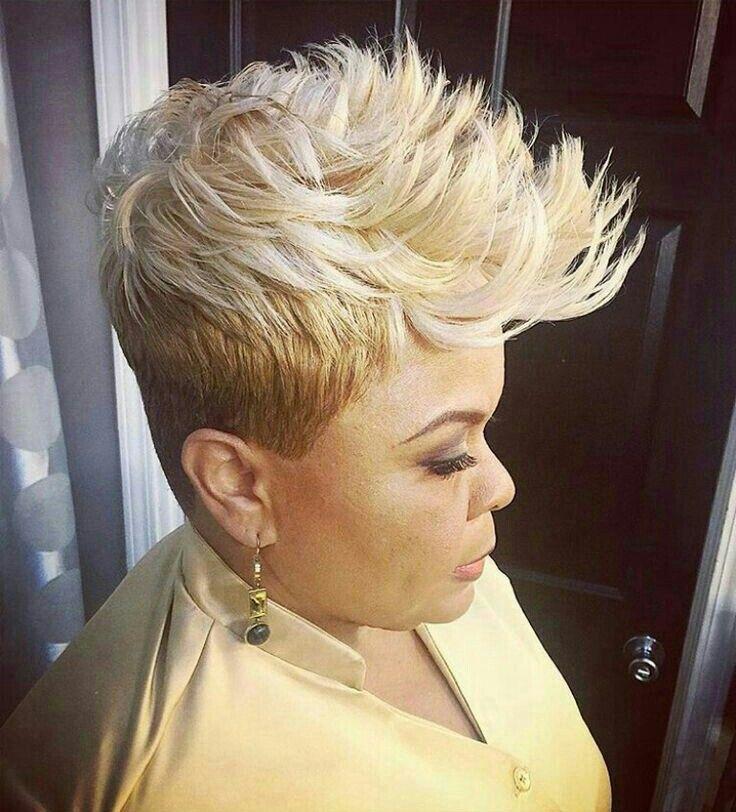 Tamela Mann Hair Is Always On Point Short Sassy Haircuts Short Hair Styles Short Hair Styles Pixie